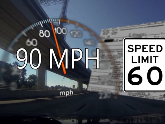 6 states combine for anti-speeding effort this weekend